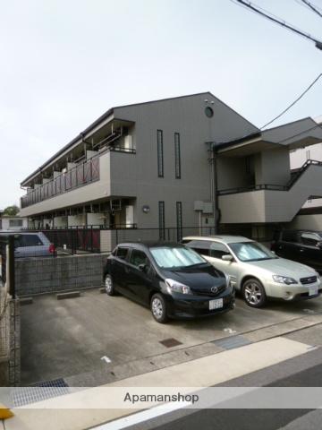 愛知県名古屋市名東区、上社駅徒歩19分の築21年 2階建の賃貸アパート
