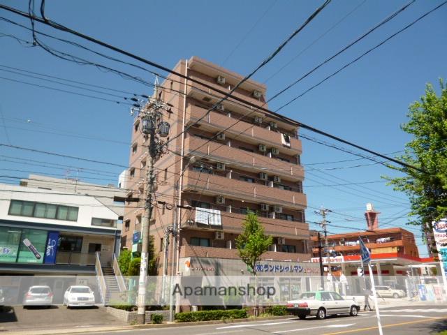 愛知県名古屋市名東区、上社駅徒歩15分の築15年 7階建の賃貸マンション