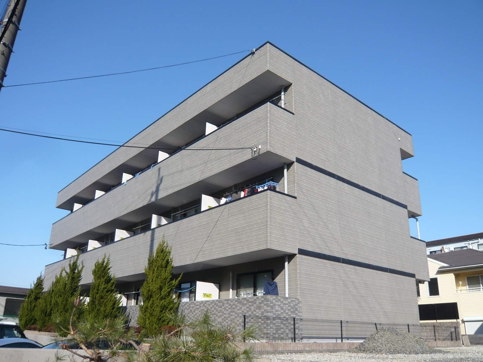 愛知県名古屋市名東区、藤が丘駅徒歩20分の築16年 3階建の賃貸マンション