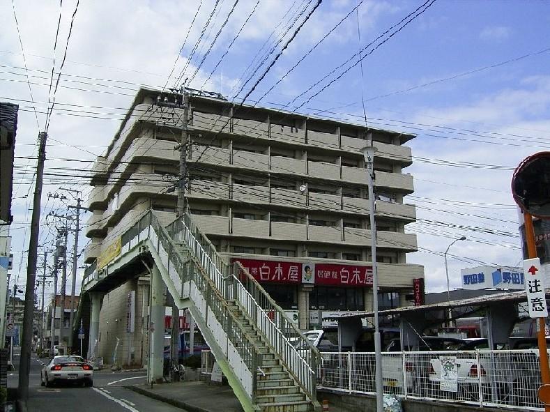 愛知県尾張旭市、尾張旭駅徒歩20分の築28年 7階建の賃貸マンション