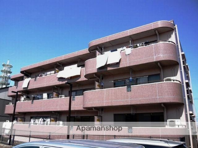 愛知県名古屋市名東区、本郷駅徒歩16分の築24年 3階建の賃貸マンション