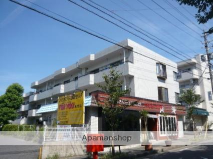 愛知県名古屋市名東区、はなみずき通駅徒歩16分の築31年 3階建の賃貸マンション