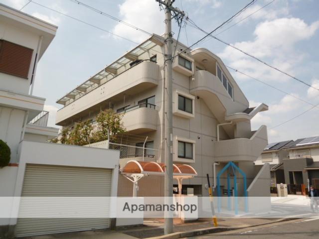 愛知県名古屋市名東区、本郷駅徒歩19分の築28年 4階建の賃貸マンション
