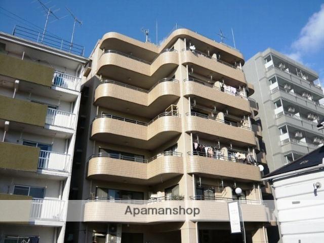 愛知県名古屋市名東区、はなみずき通駅徒歩18分の築33年 6階建の賃貸マンション
