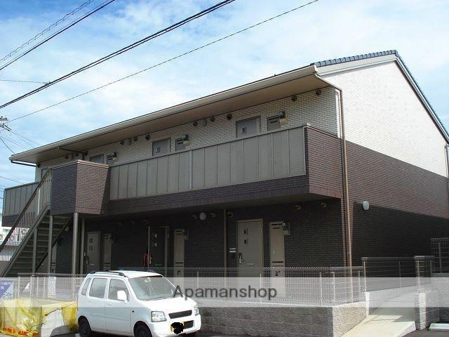 愛知県豊田市、豊田市駅徒歩12分の築9年 2階建の賃貸アパート