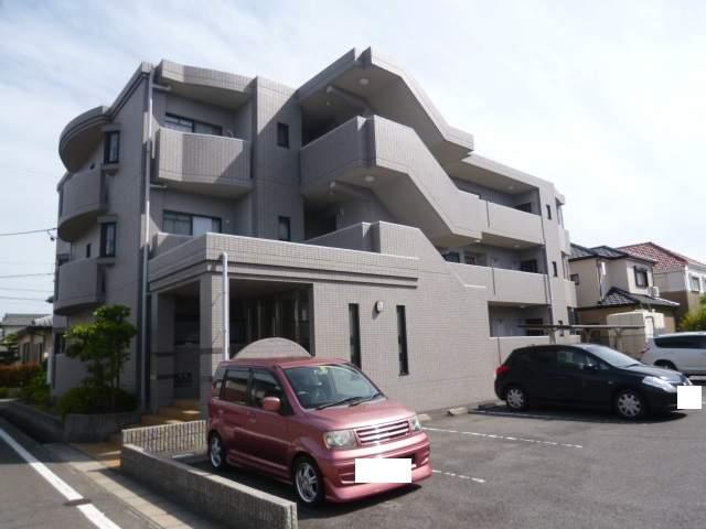 愛知県みよし市の築17年 3階建の賃貸マンション