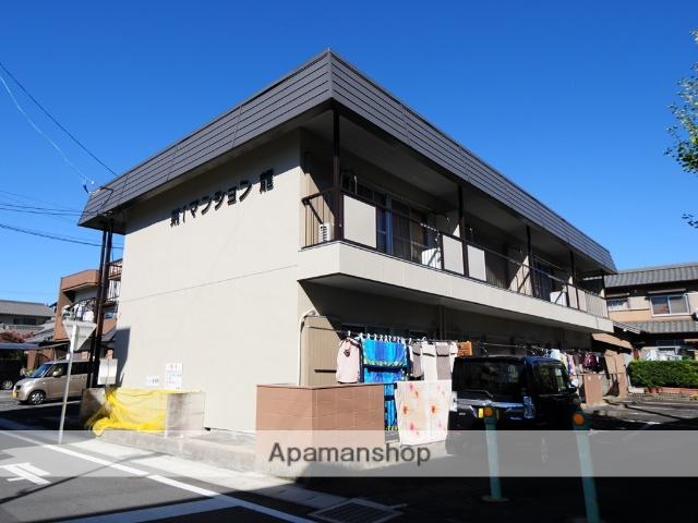 愛知県豊田市、梅坪駅徒歩7分の築41年 2階建の賃貸アパート