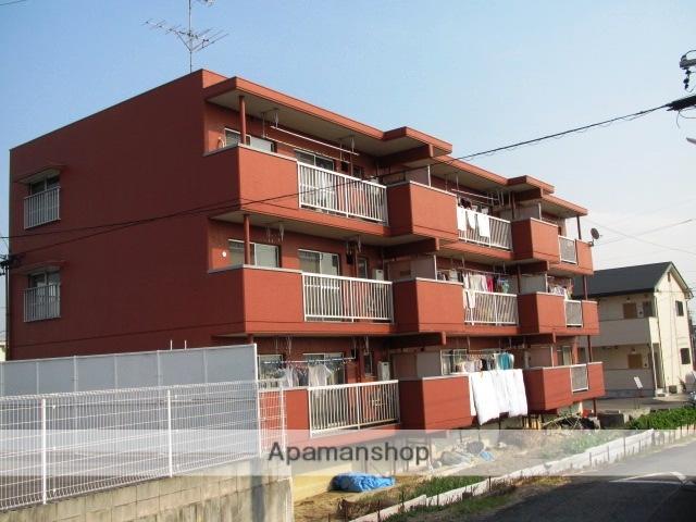 愛知県豊田市、若林駅徒歩26分の築34年 3階建の賃貸マンション