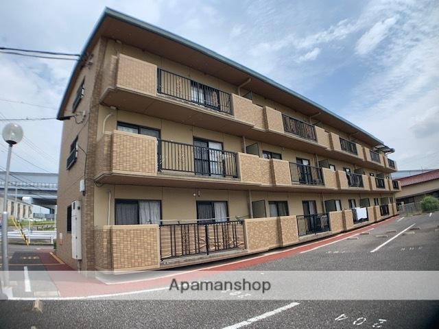 愛知県豊田市、三河八橋駅徒歩11分の築13年 3階建の賃貸マンション