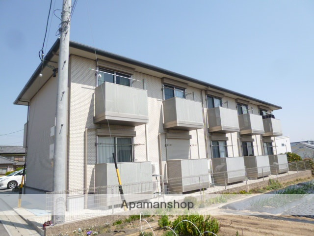 愛知県豊田市、若林駅徒歩68分の築10年 2階建の賃貸アパート