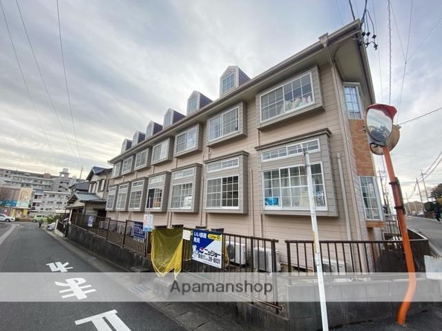 愛知県豊田市、三河豊田駅徒歩22分の築28年 2階建の賃貸アパート
