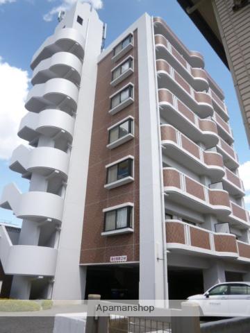 愛知県豊田市、上挙母駅徒歩20分の築20年 7階建の賃貸マンション