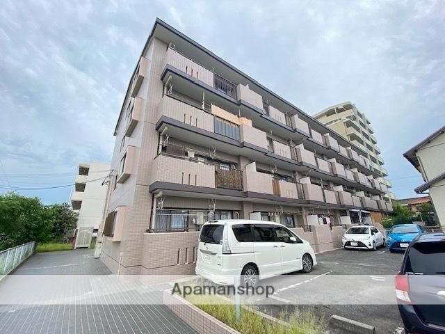 愛知県豊田市、上挙母駅徒歩8分の築23年 4階建の賃貸マンション