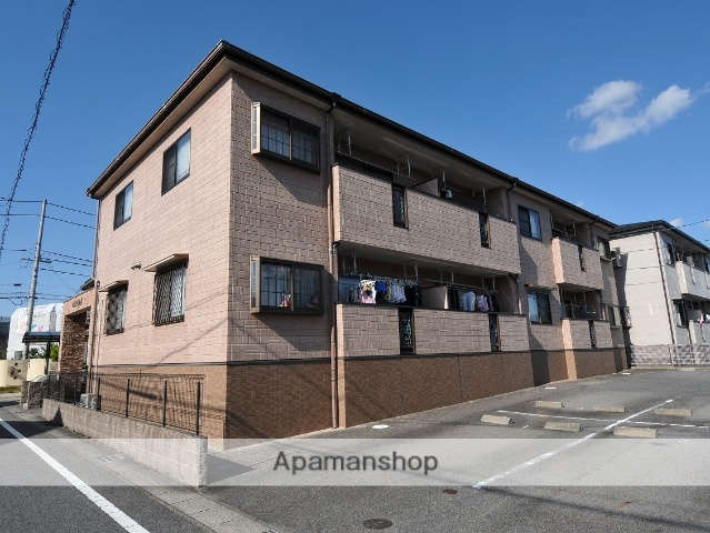愛知県豊田市、越戸駅徒歩10分の築14年 2階建の賃貸アパート
