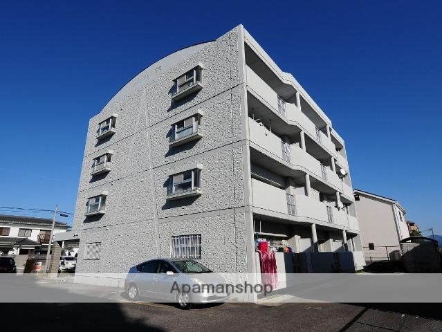 愛知県豊田市、豊田市駅徒歩15分の築24年 4階建の賃貸マンション