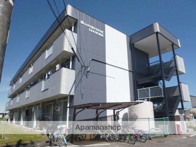 愛知県豊田市、三河上郷駅徒歩26分の築26年 3階建の賃貸マンション