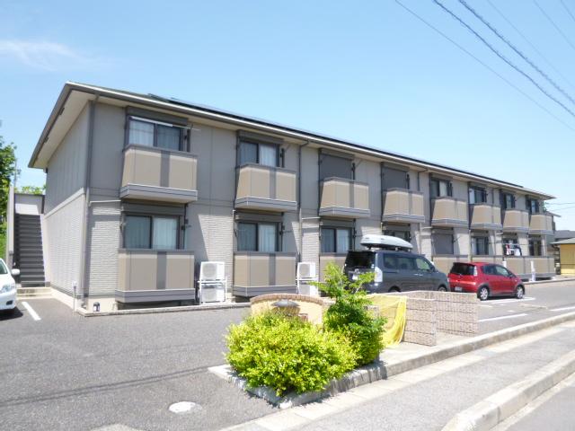 愛知県豊田市、北野桝塚駅徒歩12分の築12年 2階建の賃貸アパート