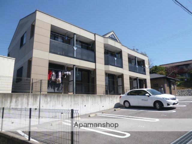 愛知県豊田市、若林駅徒歩9分の築9年 2階建の賃貸アパート