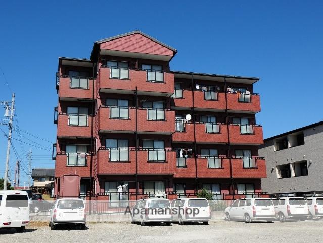 愛知県豊田市、土橋駅徒歩18分の築14年 4階建の賃貸マンション