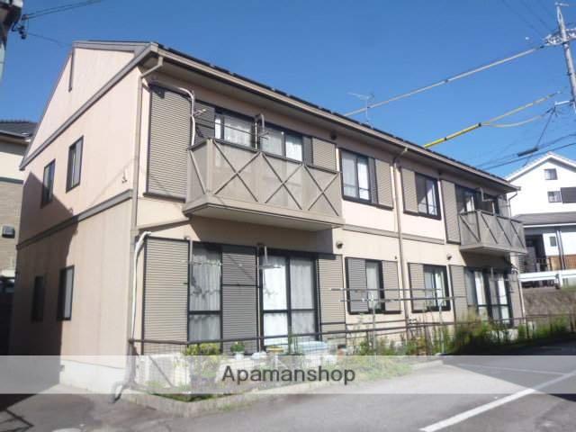 愛知県豊田市、豊田市駅徒歩24分の築21年 2階建の賃貸アパート