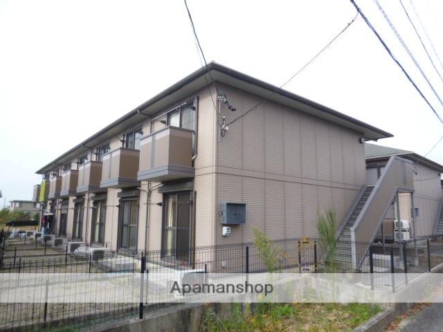 愛知県豊田市、猿投駅徒歩28分の築11年 2階建の賃貸アパート