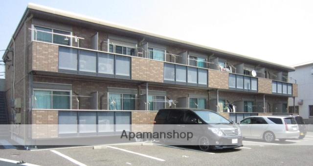 愛知県豊田市の築13年 2階建の賃貸アパート