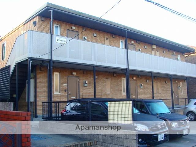 愛知県みよし市の築13年 2階建の賃貸アパート