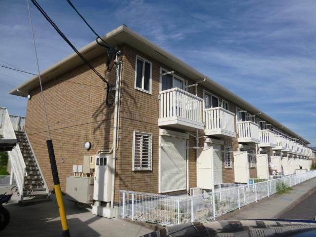 愛知県豊田市、三河八橋駅徒歩29分の築9年 2階建の賃貸アパート