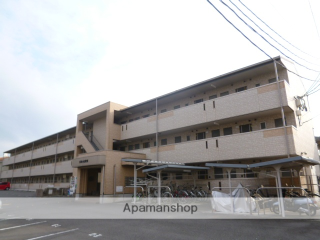 愛知県豊田市、豊田市駅徒歩38分の築12年 3階建の賃貸マンション