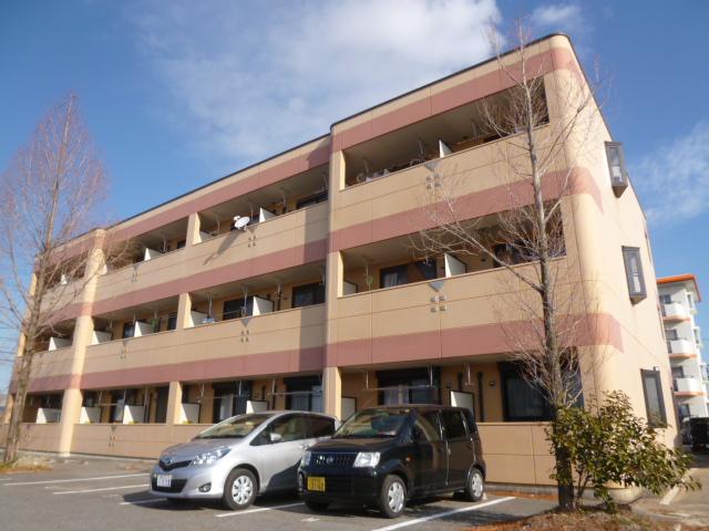 愛知県豊田市、平戸橋駅徒歩26分の築10年 3階建の賃貸マンション