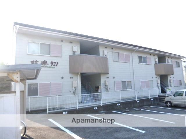 愛知県豊田市、三河豊田駅名鉄バスバス8分明和町下車後徒歩6分の築24年 2階建の賃貸アパート