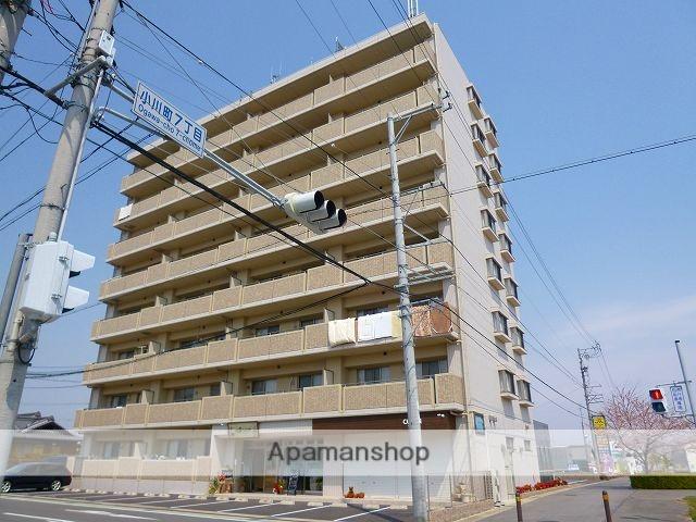 愛知県豊田市、上挙母駅徒歩23分の築7年 8階建の賃貸マンション