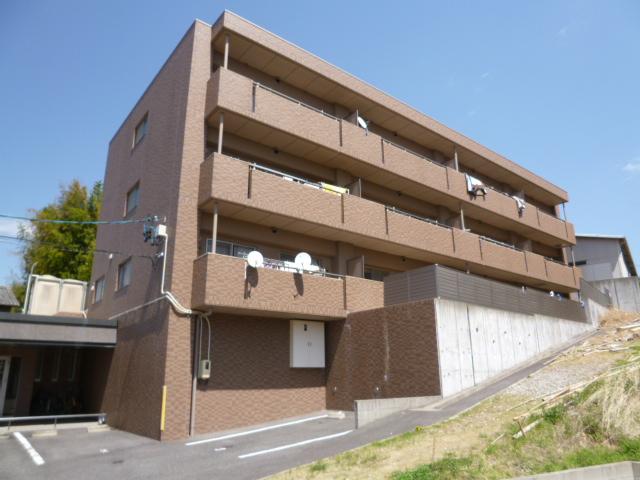 愛知県豊田市、四郷駅徒歩8分の築12年 3階建の賃貸マンション