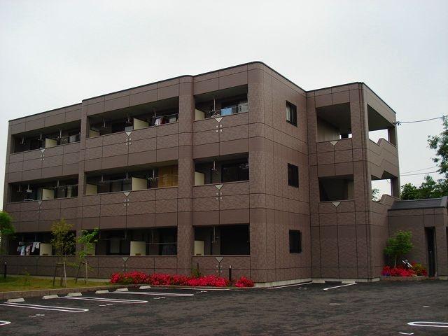 愛知県豊田市、土橋駅徒歩38分の築11年 3階建の賃貸マンション