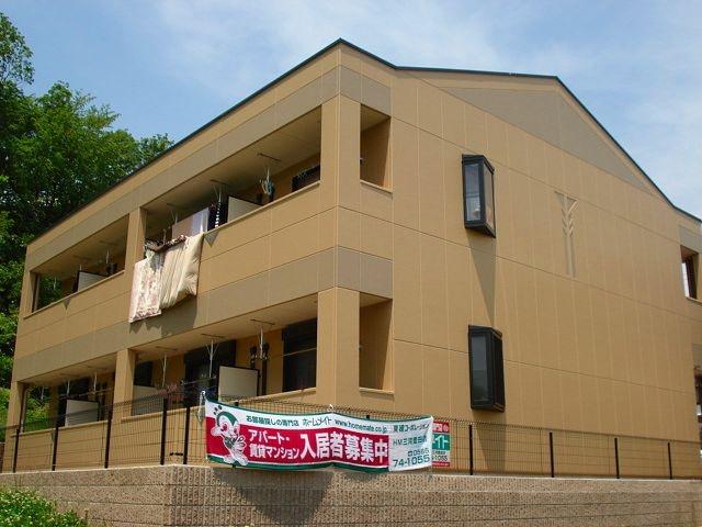 愛知県豊田市、三河豊田駅徒歩35分の築9年 2階建の賃貸アパート