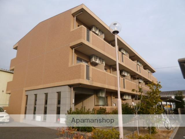 愛知県豊田市、越戸駅徒歩30分の築10年 3階建の賃貸マンション