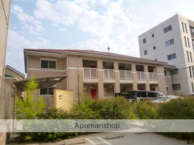 愛知県豊田市、梅坪駅徒歩7分の築6年 2階建の賃貸アパート