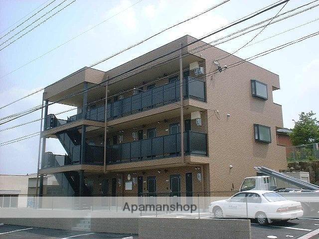 愛知県豊田市、上挙母駅徒歩14分の築15年 3階建の賃貸アパート