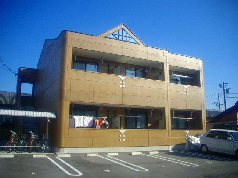 愛知県豊田市、豊田市駅徒歩34分の築9年 2階建の賃貸アパート