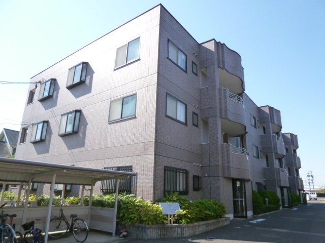 愛知県豊田市、上挙母駅徒歩13分の築14年 3階建の賃貸マンション