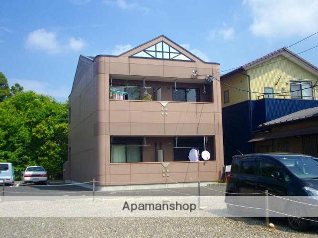 愛知県豊田市、梅坪駅徒歩25分の築13年 2階建の賃貸アパート