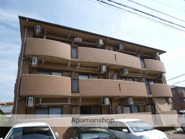 愛知県豊田市、豊田市駅徒歩8分の築17年 3階建の賃貸マンション