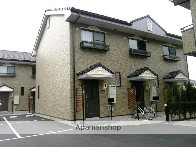 愛知県豊田市、上挙母駅徒歩9分の築11年 2階建の賃貸テラスハウス