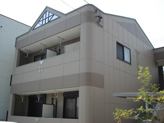 愛知県豊田市、末野原駅徒歩25分の築10年 2階建の賃貸アパート