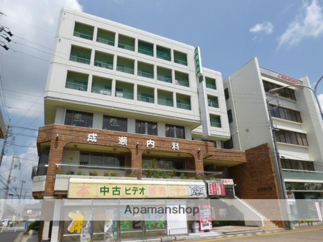 愛知県豊田市、豊田市駅徒歩3分の築37年 7階建の賃貸マンション