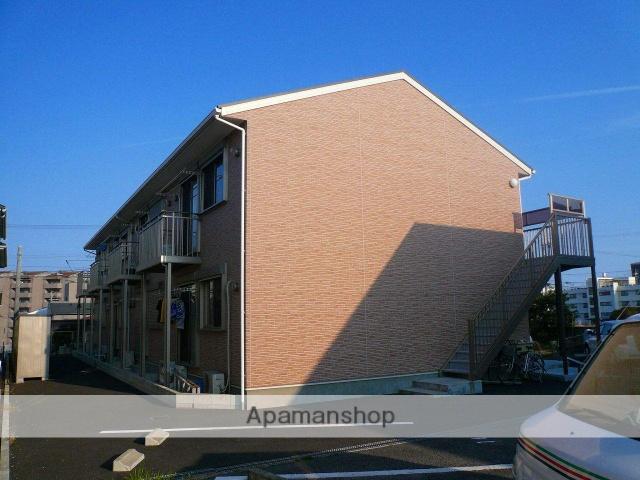 愛知県豊田市、豊田市駅徒歩35分の築12年 2階建の賃貸アパート