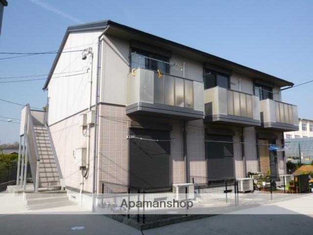 愛知県豊田市、猿投駅徒歩8分の築14年 2階建の賃貸アパート