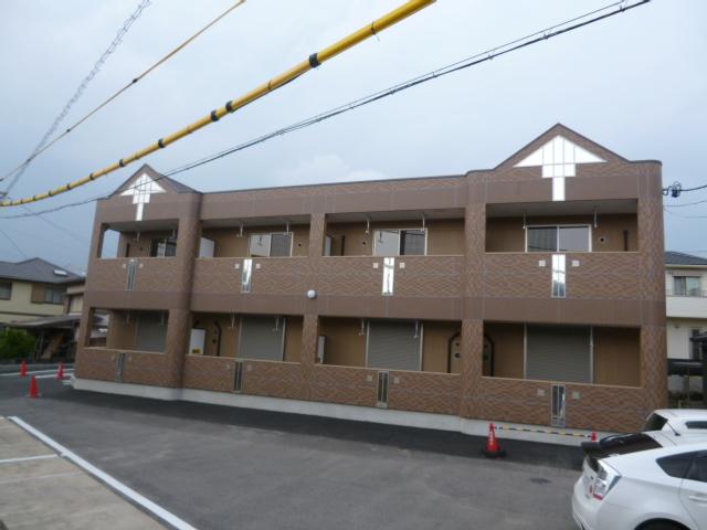 愛知県豊田市、末野原駅徒歩30分の築4年 2階建の賃貸アパート