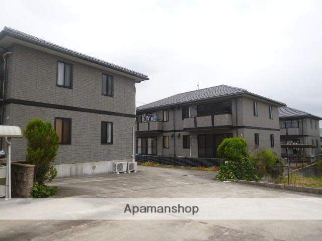 愛知県名古屋市守山区の築17年 2階建の賃貸アパート