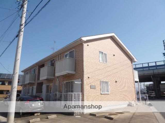 愛知県春日井市、神領駅徒歩5分の築14年 2階建の賃貸アパート